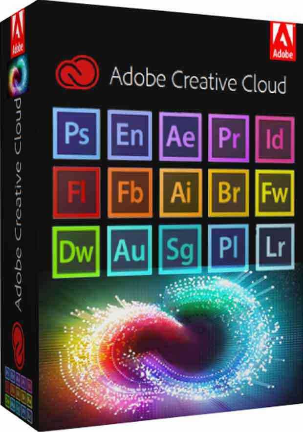 Adobe Master Collection CC 2019 + Cracked